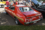 Decal and Stripe Kit, Factory Authorized Reproduction, 1973-74 AMC Javelin (1 Color, 6 Color Choices)