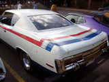 Decal and Stripe Kit, Factory Authorized Reproduction, 1970 AMC Rebel Machine