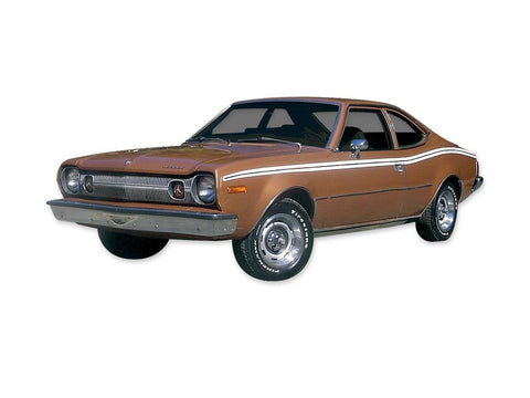 1973-1976 AMC Hornet X Stripe & Decal Kit (4 Colors)