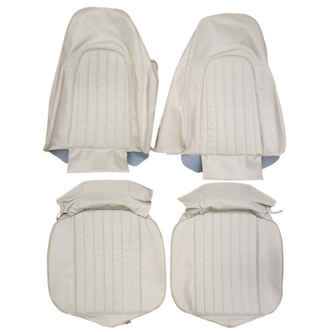 Seat Cover Set, Bucket, 1971 AMC Javelin, Javelin AMX (5 Colors, 2 Grains)