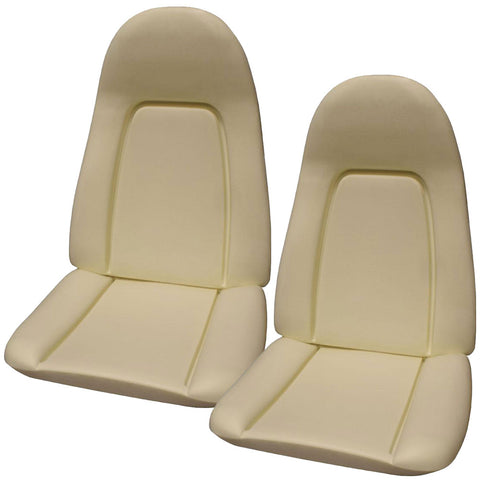 Seat Foam Set, Molded Bucket, 1970-72 AMC Ambassador, AMX, Gremlin, Hornet, Javelin, Matador, Rebel - AMC Lives