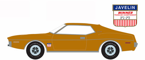 1973 AMC Javelin/Javelin AMX Trans Am Victory Fender Decals Kit