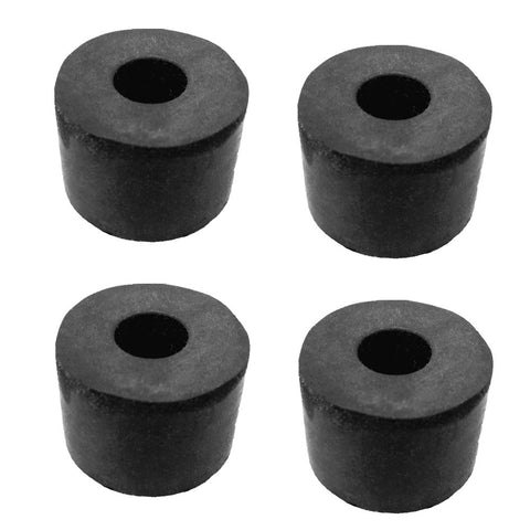 Shock Absorber Bushing Kit, Front, Rubber, 1953-62 AMC Rambler American  - Limited Lifetime Warranty