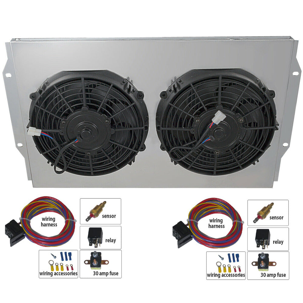 Cooling Fan Master Kit  Dual Electric  1958