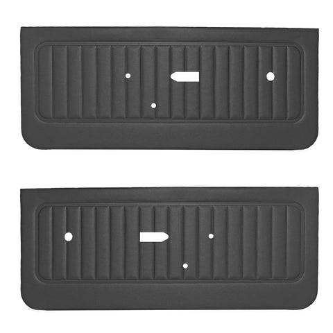 Door Panel Set, Unassembled, 1970 AMC Javelin, AMX (5 Colors)