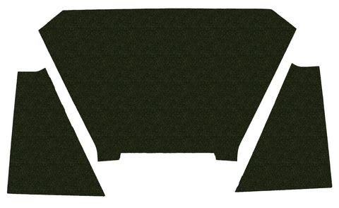 Hood Insulation Pad, 1962-89 AMC Jeep Truck