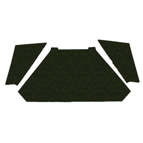 Hood Insulation Pad, 1962-91 AMC Jeep Grand Wagoneer