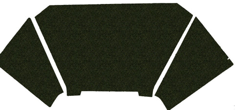 1974-83 AMC Jeep Cherokee Hood Insulation Pad & Clips