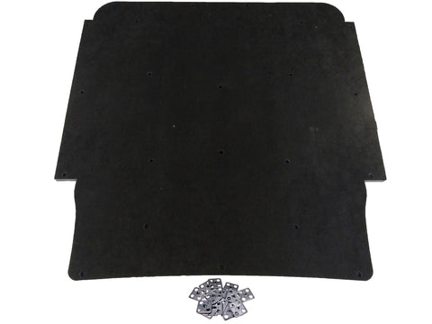 Hood Insulation Pad & Clips, 1969-73 AMC Ambassador - AMC Lives