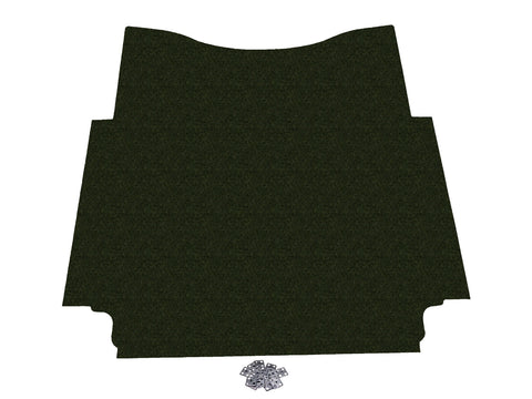 Hood Insulation Pad & Clips, 1973-77 AMC Hornet - AMC Lives