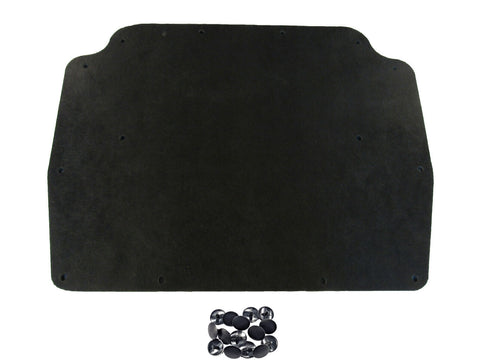 Hood Insulation Pad & Clips, 1967 AMC Rebel - AMC Lives