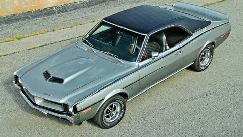 Emblem Kit, Complete Exterior, Early 1970 AMC Javelin SST 304