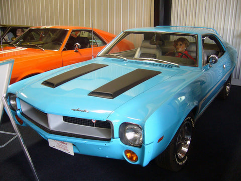 1969 AMC Javelin Fiberglass Modified Hood Scoop Set