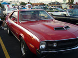 1970 AMC Javelin/AMX Fiberglass Functional Right Hand Ram Air Hood Scoop