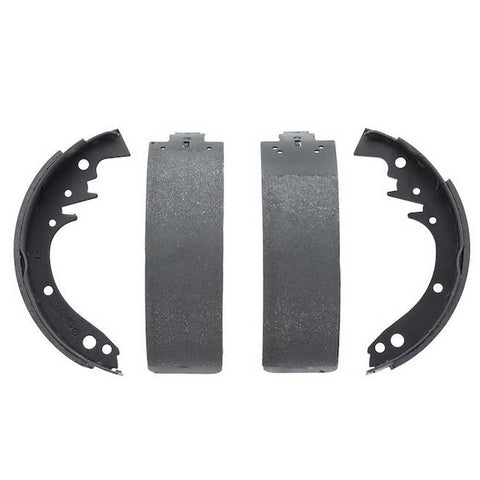 "Brake Shoes, Front 9""x2.5"" Drums, Semi-Metallic, 1958-67 Rambler & AMC (See Applications) - AMC Lives"