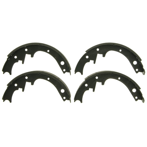 "Brake Shoes, Front, 9""x2"" Bendix Drums, Semi-Metallic, 1970-76 AMC AMX, Gremlin, Hornet, Javelin (See Applications) - AMC Lives"
