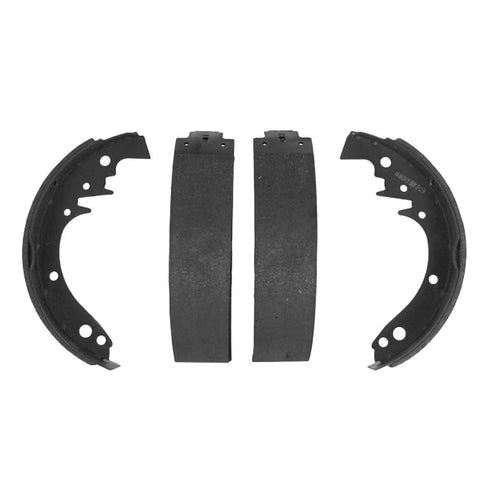 "Brake Shoes, Rear 9""x2"" Drums, Semi-Metallic, 1958-69 Rambler & AMC (See Applications) - AMC Lives"