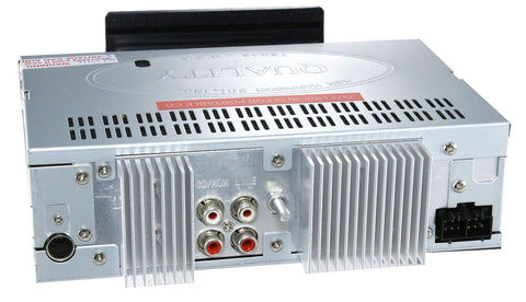 Stereo Radio, Bluetooth, AM/FM, iPod AUX, front USB, front Mini SD Card, 1968 AMC AMX, Javelin - 2-Year Limited Warranty