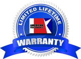 1961-1969 AMC American/AMC Marlin/AMC Classic/AMC Rebel/ AMC Ambassador Vertical Seal