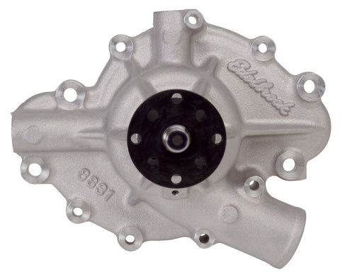 Water Pump, Short, High Flow Aluminum, 1968-72 AMC, Jeep V8