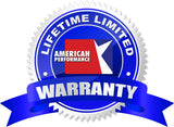Ball Joint Kit, Lower, Forged, 1968-69 AMC AMX, Javelin, Late 1966-69 Rambler American - Limited Lifetime Warranty