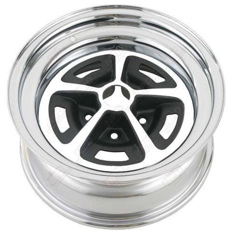 "Wheel Paint Mask Stencil Kit, For 4 Wheels, AMC 14"" Magnum 500"