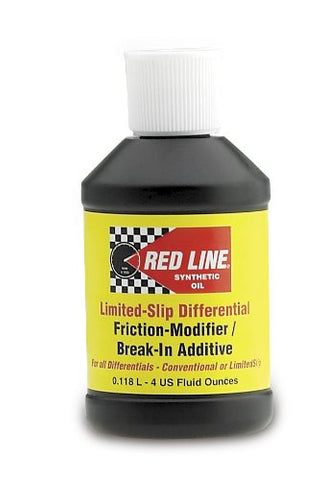 Red Line Synthetic Limited Slip Additive - 4 oz. Bottle