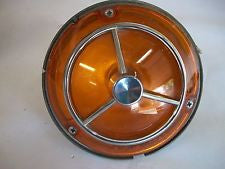 1973-74 AMC Javelin/AMX Chrome Turn Signal Bezel