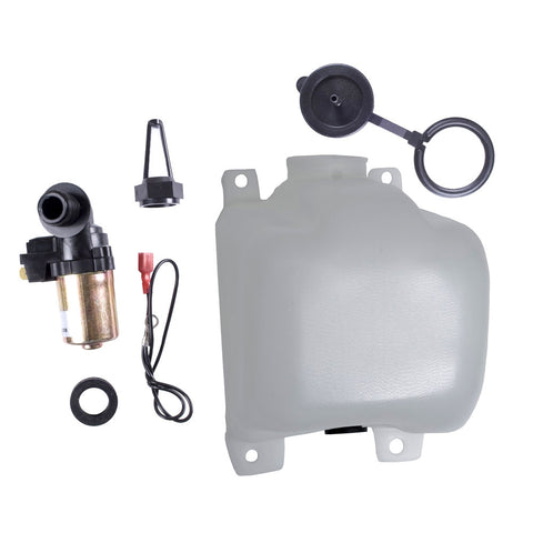 Windshield Washer Pump & Reservoir Master Kit, 1971-88 AMC & Eagle (Except Pacer) - AMC Lives