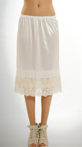 Double Layer Lace Slip Extenders