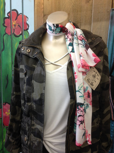 Gypsy Rose Wild Rag Scarves
