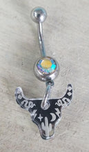 Southwestern Belly Rings