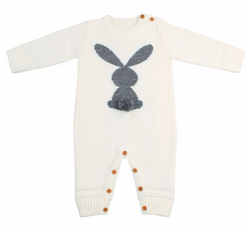 Cotton Tail Bunny Jumper