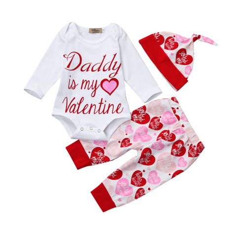 Daddy's Valentine Set