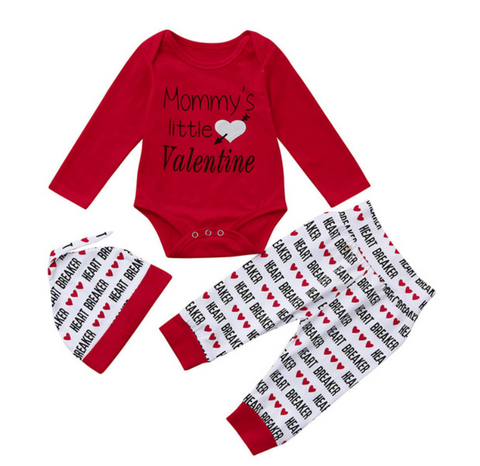 Mommys Valentine Set