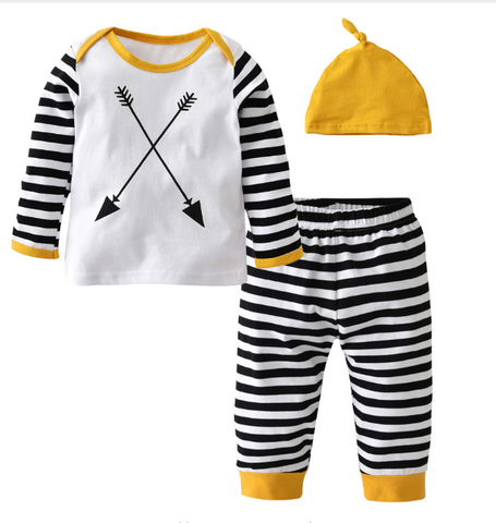 The Mustard Arrow Set