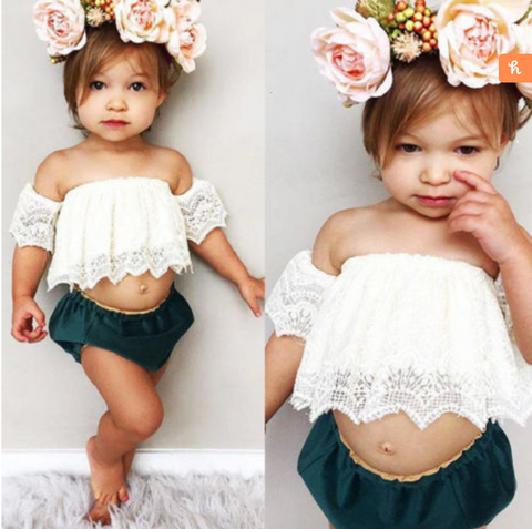 Magnolia Crop Set