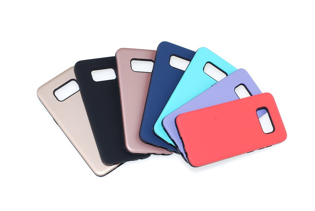 Bumper case / Samsung Galaxy J8 / Assorted colors