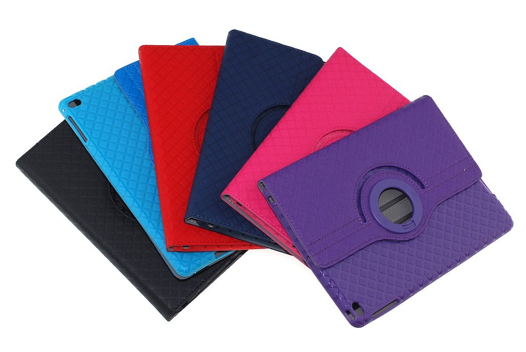 Swivel case / iPad Pro 9.7 / Assorted colors