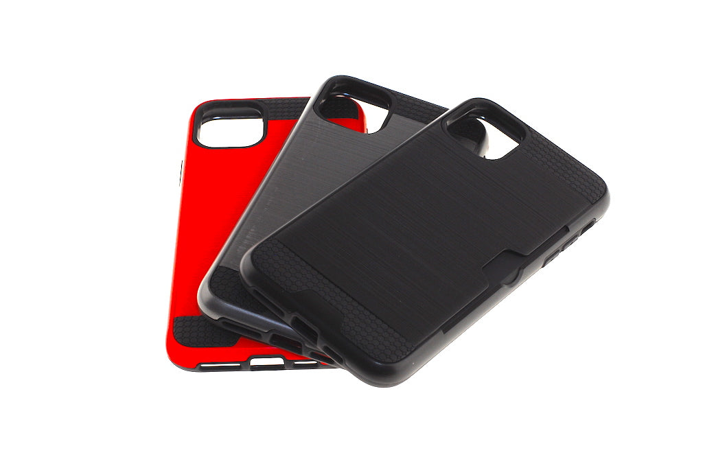 Rigid case / iPhone 11 / Assorted colors