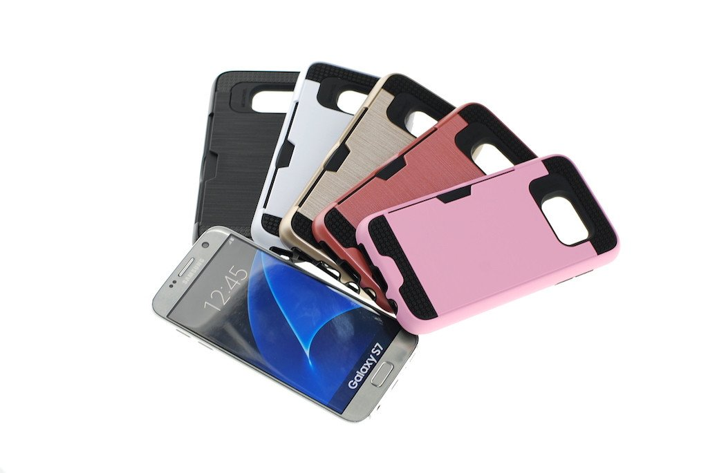 Rigid case / Samsung Galaxy S7 / Assorted colors