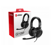 Casques Gaming / MSI / IMMERSE GH30 V2