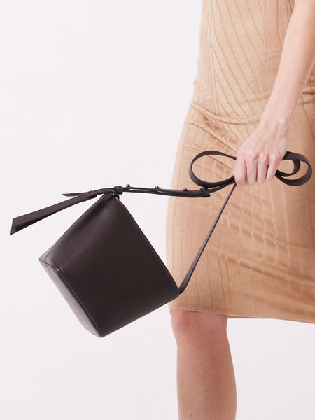 JIMMY - Leather Crossbody Handbag