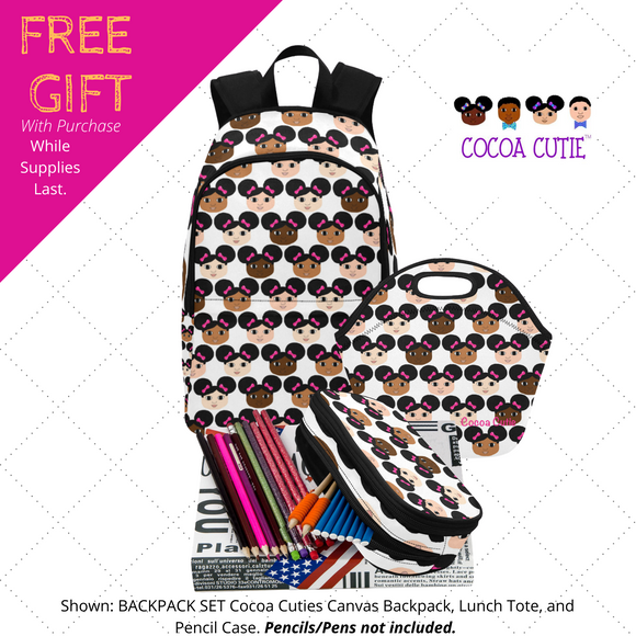 GIRL BACKPACK SETS