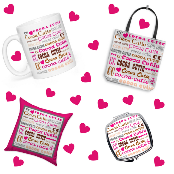 I Heart Cocoa Cutie Collection