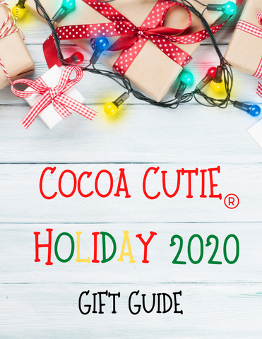 Cocoa Cutie Holiday Gift Guide