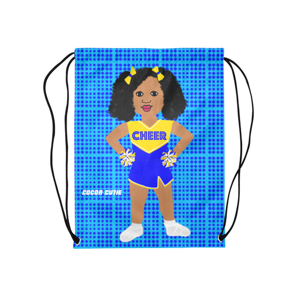Cheer Drawstring Backpack(Shari)