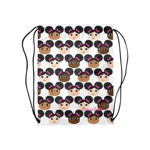 Cocoa Cuties Drawstring Backpack