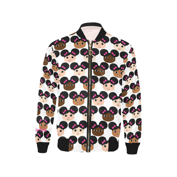 Cocoa Cuties Kid's Bomber Jacket
