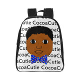 Boy Cocoa Cutie Preschool/Toddler Faux Leather Mini Backpacks(Twelve Designs)